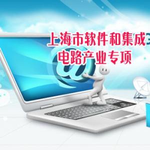 上海市软件和集成电路产业专项